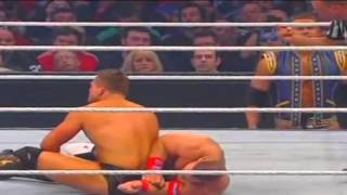 John Cena vs The Miz (Wrestlemania 27) - كامله