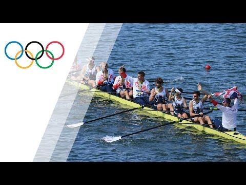 Rio Replay: Men's Eight Rowing Final