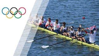 Rio Replay: Men's Eight Rowing Final
