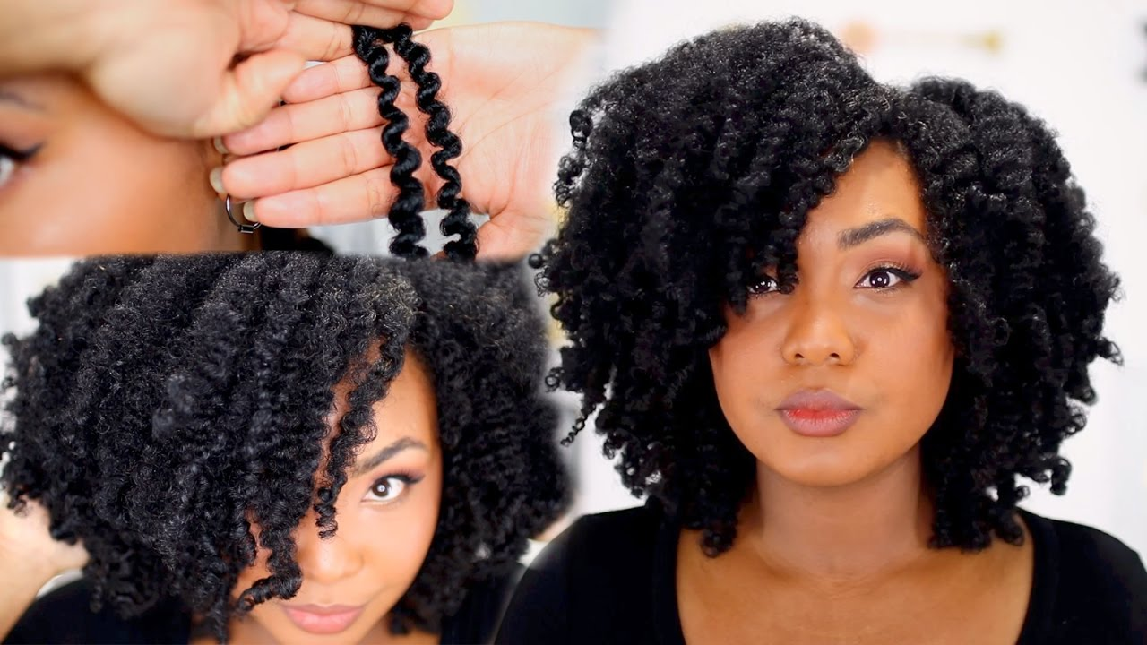 How To Achieve The PERFECT Twist Out EVERY TIME  Natural Hair  YouTube