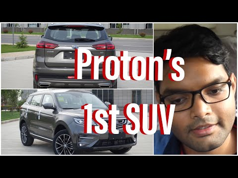 Autophiles Discussion | Geely Boyue Quick Review (New Proton SUV X70)