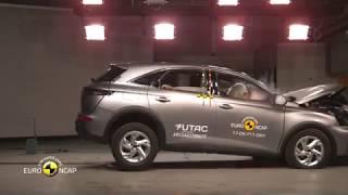 Euro NCAP Crash Test of DS 7 Crossback
