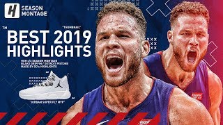 Blake Griffin BEST Highlights & Moments from 2018-19 NBA Season!