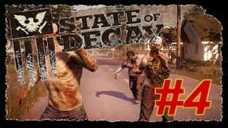 State of Decay #4 ☆ Zuflucht in der Kirche ☆ PC Gameplay [German]