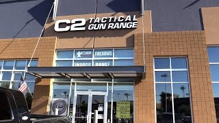 C2 Tactical Gun Range (BONUS)