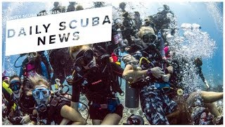 Daily Scuba News - Girls That Scuba Break A Guinness World Record