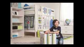 Childrens Beds - Bunk Beds For Play And Development | Flexa