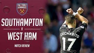 Southampton Vs West Ham Review