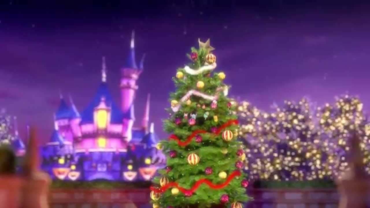 Merry Christmas from Disney Tsum Tsum - Official Disney | HD - YouTube