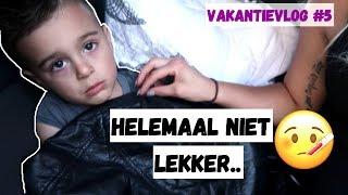 Video DEVRAN ZIEK OP LAATSTE VAKANTIEDAG | VLOG #83 - FAMILIE VLOGGERS download MP3, 3GP, MP4, WEBM, AVI, FLV April 2018
