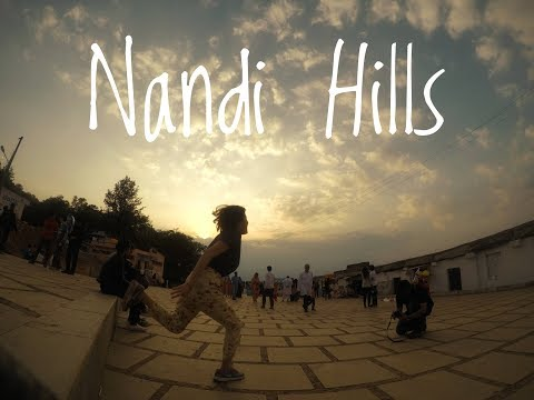 India Travel Diaries | Nandi Hills | GoPro India