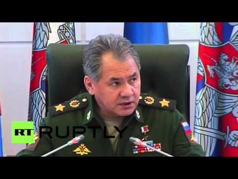 Russia: 'We are halting all contact with Turkey on military lines' - Shoigu