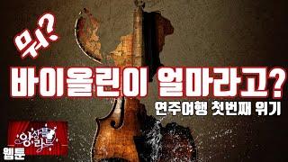 [11화] 경매에 나온 바이올린 가격은? 바이올린에 관…