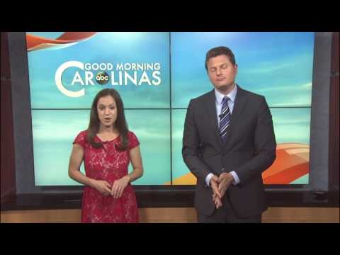 Amanda Live at Boxing Beauties - Good Morning Carolinas - WPDE ABC 15