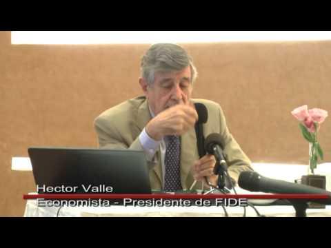 Hector Valle Balance economico de 2011