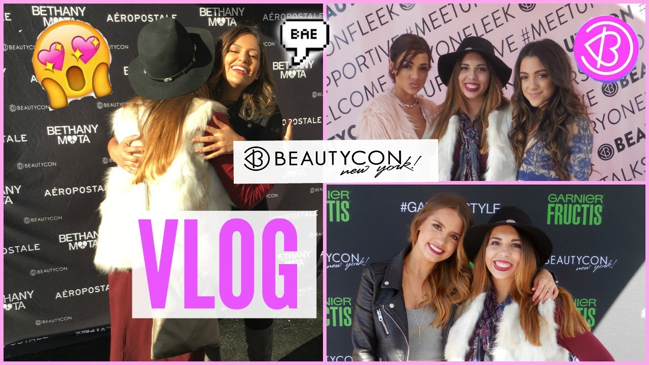 Vlog beauty con nyc 2015 tess christine bethany mota and more vlog beauty con nyc 2015 tess christine bethany mota and more m4hsunfo Gallery