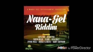 NaNa-Gel instrumental  (2017) Produced By.MangoTree Ent.