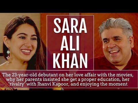 Rajeev Masand Interview With Sara Ali Khan | CNN-News18 Exclusive