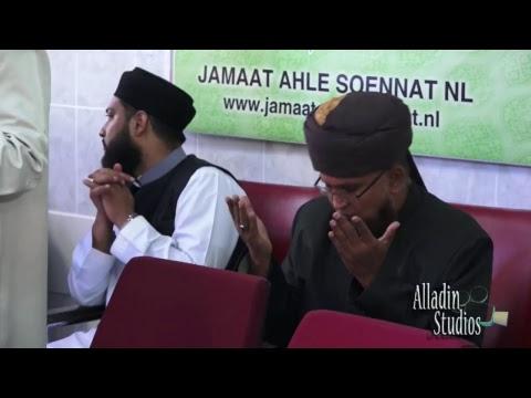 Gatm-e-Naboewwat Conference 2017 Al-Qadri Centre Den Haag