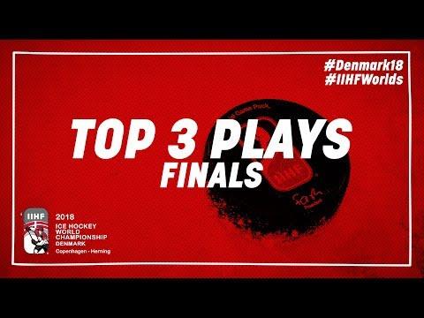 Top Plays of the Day May 20 2018 - #IIHFWorlds 2018 HD - #IIHFWorlds 2018 - 동영상
