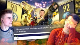 FIFA 18: Kranker 90+ & OTW DISCARD im DISCARD PACK Quartett! 😨😱😭
