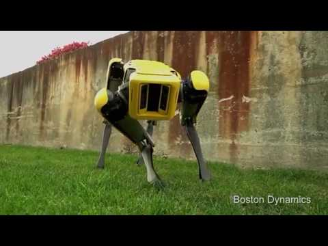 SpotMini Robot Mix Vol 1 (Boston Dynamics)