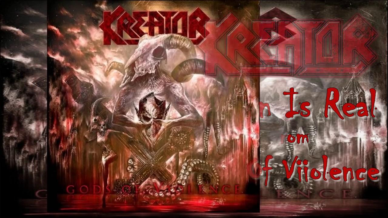 Download Kreator - Satan Is Real