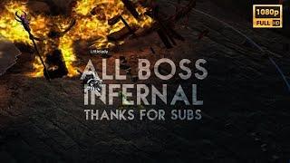 [Drakensang Online] All Boss Infernal 2 (Mod5)  [Thanks For 2k Subs]