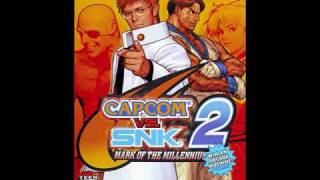 Capcom vs SNK 2 Music-Wicked Fight (Shanghai Stage)