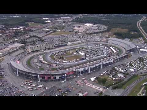 Chopper Camera - 2017 NASCAR XFINITY Series - Round 28 - Dover