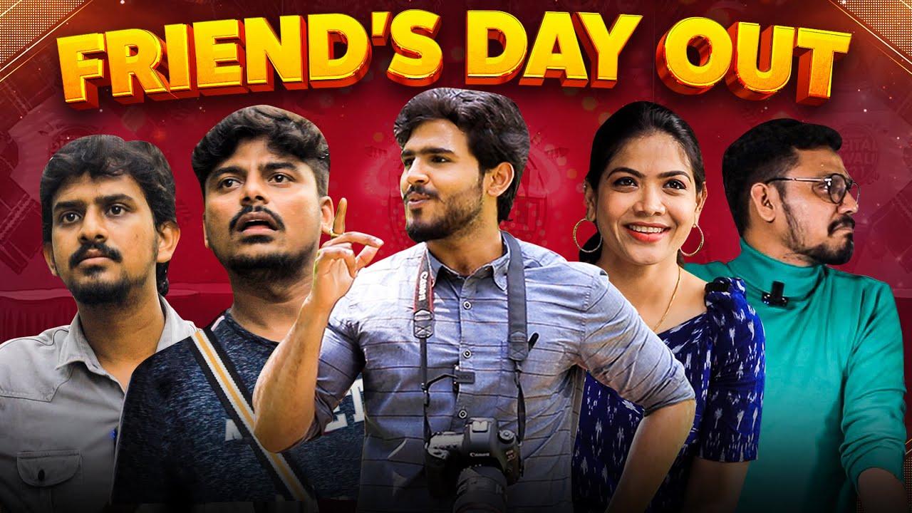 Friend's Day Out | Digital Diwali 2021 | Random Video | Blacksheep
