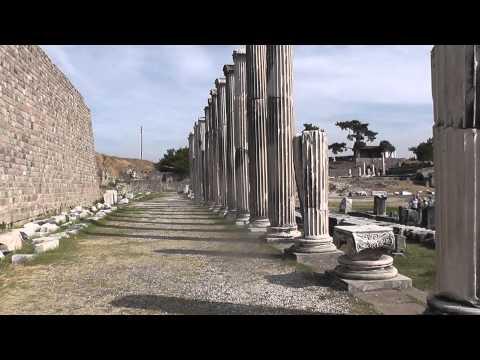 Turkey 11. Pergamon and Asklepieion.