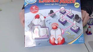 Laser Maze Jr: Demo Video