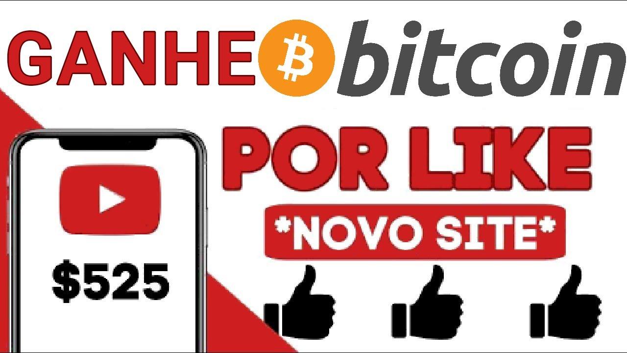 ganhar bitcoins vendo videos como