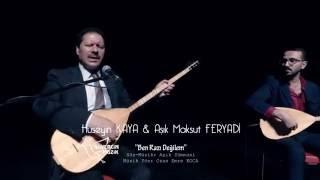 Hüseyin Kaya & Aşık Maksut Feryadi -  Ben Razı Degilem [© Güvercin Müzik Official Video]