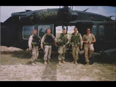 Army Ranger Larry Moores of Black Hawk Down, on Patriot to the Core podcast