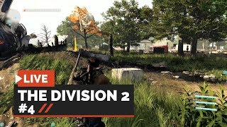 The Division 2 #4 - PC Gameplay at 1080p HD Quality