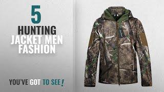 Top 10 Hunting Jacket [Men Fashion Winter 2018 ]: Hunting Jackets Waterproof Hunting Camouflage
