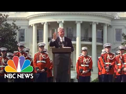 The President's Own Marine Band | PRESS Pass | NBC News