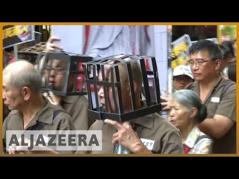🇭🇰 Hong Kong: Pro-independence Party Faces Possible Ban | Al Jazeera English