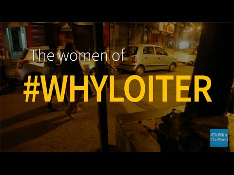 These women are taking back the right to be out at night in India | The World on YouTube