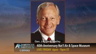 LIVE: July 1, 2016 - National Air and Space Museum 40th Anniversary