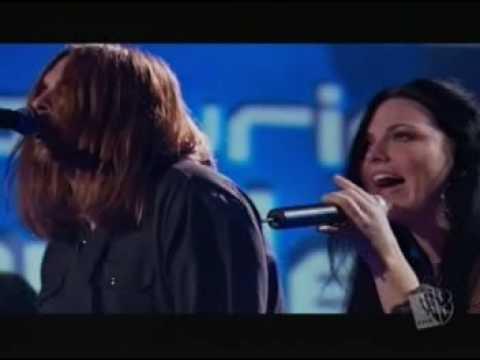 Evanescence-Seether Feat. Amy Lee - Broken (Live @ Pepsi Smash).