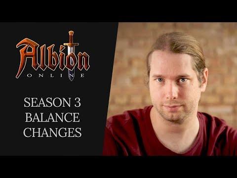 Albion Online   Season 3 Balance Changes
