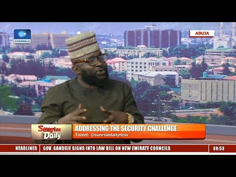 Security: We Are Not Making Headway In Nigeria - Retired US Army Officer