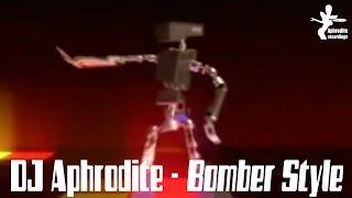 MTV Dancing Robot - DJ Aphrodite 'Bomber Style'