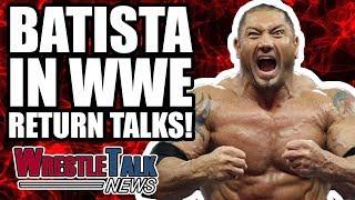 aj styles not long left in wwe batista in talks for wwe return   wrestletalk news nov 2017