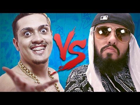 MC Bin Laden VS Mussoumano  Batalha de rs
