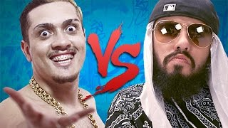 MC Bin Laden VS. Mussoumano | Batalha de Youtubers thumbnail
