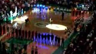 "Ayla Brown - ""The Star-Spangled Banner"" at Celtics game"